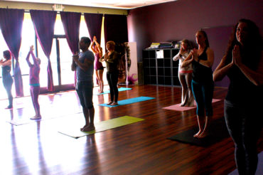 Group Yoga Class in Yuba City