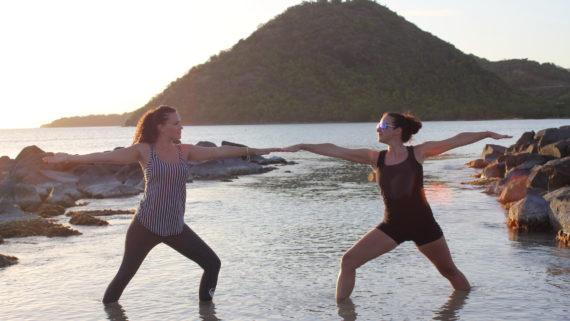 10 Reasons to Stop, Drop & Yoga