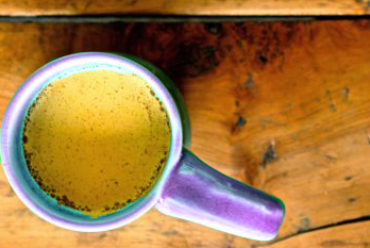 Golden Milk : Tumeric for Inflammation