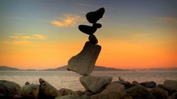 Balancing On & Off the Mat